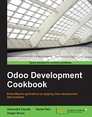 Odoo Development Cookbook PDF
