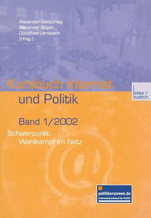 Schwerpunkt  Wahlkampf im Netz PDF
