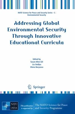 Addressing Global Environmental Security Through Innovative Educational Curricula PDF