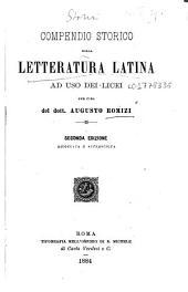 Elementi di prosodia e metrica latina