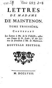 Lettres: Volume3