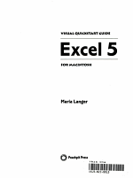 Excel 5 for Macintosh