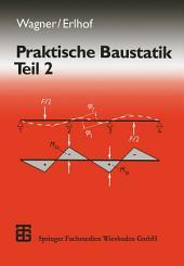 Praktische Baustatik: Teil 2, Ausgabe 15