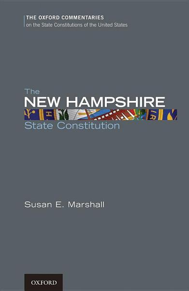 The New Hampshire State Constitution
