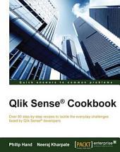 Qlik Sense® Cookbook