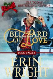 Blizzard of Love: A Western Romance Novella