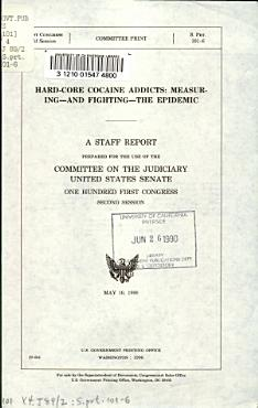 Hard core Cocaine Addicts PDF