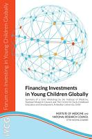 Financing Investments in Young Children Globally PDF