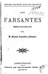 Los Farsantes: (memorias de un busca-vidas)