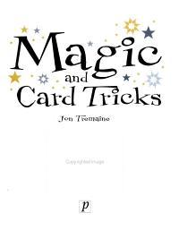 Magic and Card Tricks PDF