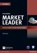 Market leader  Intermediate business English   Teacher s resource book PDF