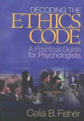 Decoding The Ethics Code Book PDF