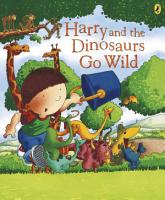 Harry and the Dinosaurs Go Wild PDF