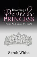 Becoming a Proverbs Princess PDF