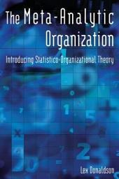 The Meta-Analytic Organization