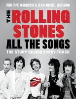 The Rolling Stones All the Songs PDF