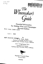 The Winemaker's Guide
