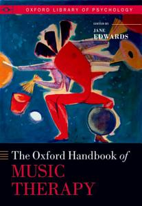 Oxford Handbook of Music Therapy Book
