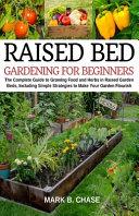 Raised Bed Gardening for Beginners PDF