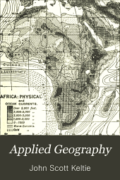 Applied geography: A preliminary sketch