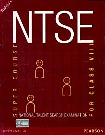 NTSE  National Talent Search Examination   Super Course For Class VIII