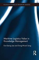 Maritime Logistics Value in Knowledge Management PDF