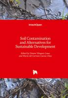 Soil Contamination and Alternatives for Sustainable Development PDF