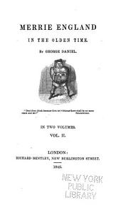 Merrie England in the Olden Time: Volume 2