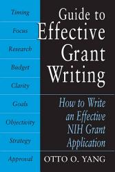 Guide To Effective Grant Writing PDF
