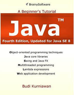 Java  A Beginner s Tutorial  4th Edition  PDF