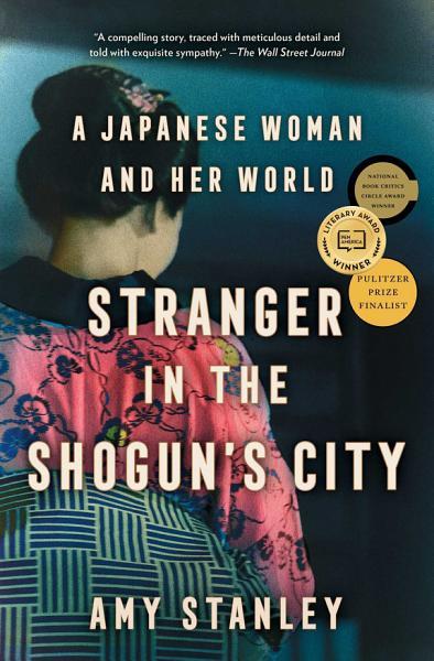 Download Stranger in the Shogun s City Book