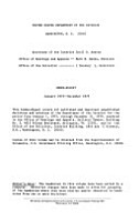 Index digest  of  Decisions and Opinions of the United States Department of the Interior PDF