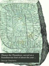 Thunor the Thunderer, Carved on a Scandinavian Font of about the Year 1000