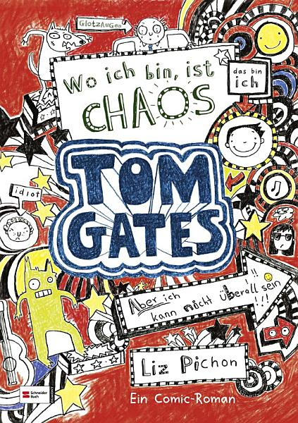 Tom Gates  Band 01