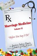 Marriage Medicine Volume 12 PDF