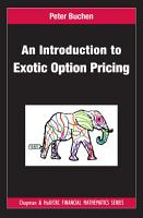 An Introduction to Exotic Option Pricing PDF