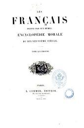 Les Français peints par eux-mêmes: encyclopédie morale du dix-neuvième siècle. Province. I. Tome premier, Volume1