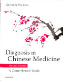 Diagnosis in Chinese Medicine PDF