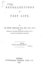 Recollections of Past Life PDF