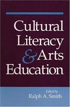 Cultural Literacy   Arts Education PDF