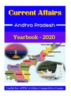 APPSC Andhra Pradesh Current Affairs Yearbook 2020 PDF