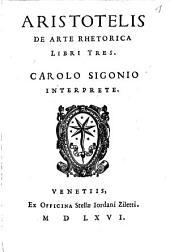 De arte Rhetorica libri III