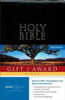 NIV Gift and Award Bible PDF