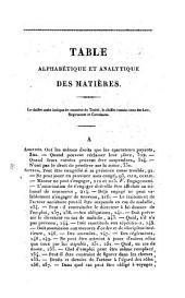 Traité de la legislation des théatres: ou, Exposé complet et méthodique des lois et de la jurisprudence relativement aux théatres et spectacles publics ...