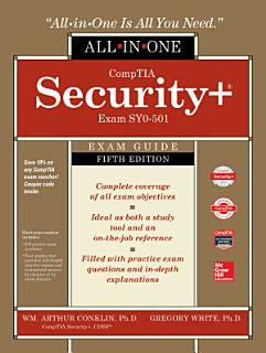 CompTIA Security  All in One Exam Guide  Fifth Edition  Exam SY0 501  Book