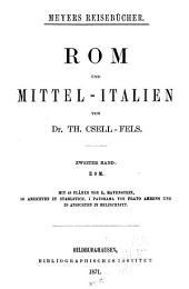 Rom und mittel-Italien: Band 2