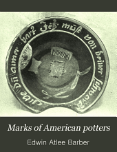 Marks of American Potters