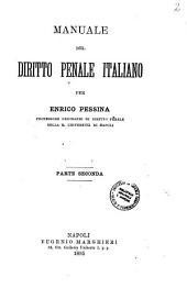 *Esposizione del diritto penale italiano. -: 2: Norme speciali sui delitti