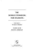 The World Cookbook For Students Sri Lanka To Zimbabwe Book PDF