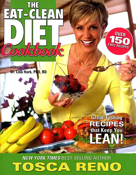 Download The Eat Clean Diet Cookbook Book